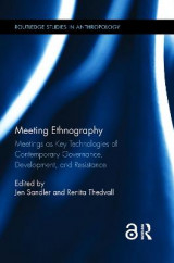 Omslag - Meeting Ethnography