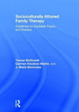 Omslag - Socioculturally Attuned Family Therapy