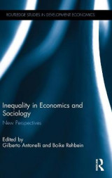 Omslag - Inequality in Economics and Sociology