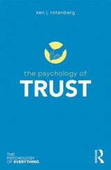 Omslag - The Psychology of Trust