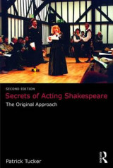 Omslag - Secrets of Acting Shakespeare