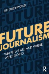 Omslag - Future Journalism