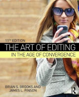Omslag - The Art of Editing in the Age of Convergence