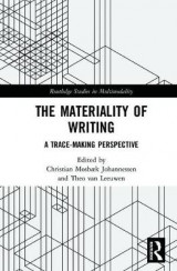 Omslag - The Materiality of Writing