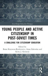 Omslag - Young People and Active Citizenship in Post-Soviet Times