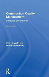 Omslag - Construction Quality Management