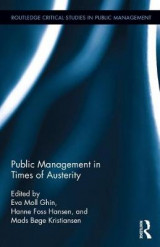 Omslag - Public Management in Times of Austerity