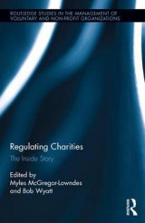 Omslag - Regulating Charities