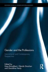 Omslag - Gender and the Professions