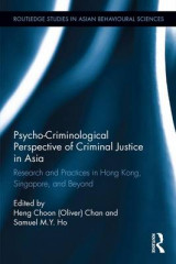 Omslag - Psycho-Criminological Perspective of Criminal Justice in Asia