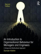 Omslag - An Introduction to Organisational Behaviour for Managers and Engineers