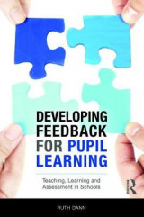 Omslag - Developing Feedback for Pupil Learning