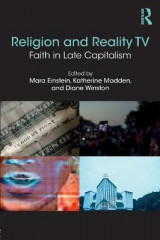 Omslag - Religion and Reality TV