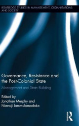 Omslag - Governance, Resistance and the Post-Colonial State