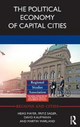 Omslag - The Political Economy of Capital Cities