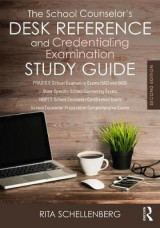 Omslag - The School Counselor's Desk Reference and Credentialing Examination Study Guide