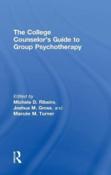 Omslag - The College Counselor's Guide to Group Psychotherapy