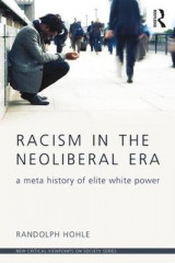 Omslag - Racism in the Neoliberal Era