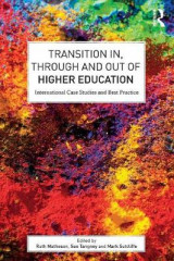 Omslag - Transition In, Through and Out of Higher Education