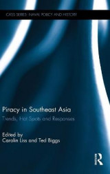 Omslag - Piracy in South-East Asia