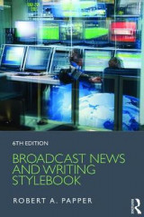 Omslag - Broadcast News and Writing Stylebook