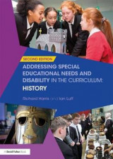 Omslag - Addressing Special Educational Needs and Disability in the Curriculum: History