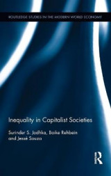 Omslag - Inequality in Capitalist Societies