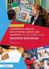 Omslag - Addressing Special Educational Needs and Disability in the Curriculum: Religious Education