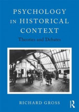 Omslag - Psychology in Historical Context