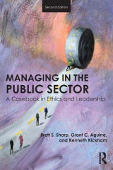 Omslag - Managing in the Public Sector