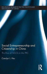 Omslag - Social Entrepreneurship and Citizenship in China