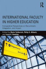Omslag - International Faculty in Higher Education