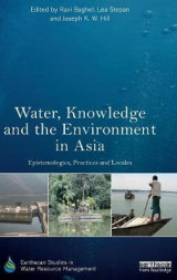 Omslag - Water, Knowledge and the Environment in Asia