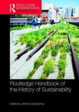 Omslag - Routledge Handbook of the History of Sustainability
