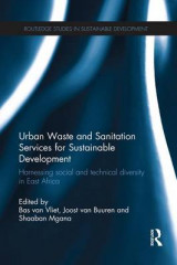 Omslag - Urban Waste and Sanitation Services for Sustainable Development