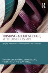 Omslag - Thinking about Science, Reflecting on Art