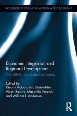Omslag - Economic Integration and Regional Development