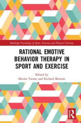 Omslag - Rational Emotive Behavior Therapy in Sport and Exercise