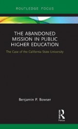 Omslag - The Abandoned Mission in Public Higher Education