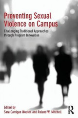 Omslag - Preventing Sexual Violence on Campus