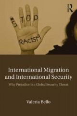 Omslag - International Migration and International Security