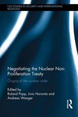 Omslag - Negotiating the Nuclear Non-Proliferation Treaty