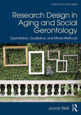 Omslag - Research Design in Aging and Social Gerontology