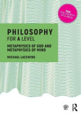 Omslag - Philosophy for A Level