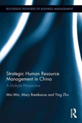 Omslag - Strategic Human Resource Management in China