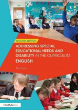 Omslag - Addressing Special Educational Needs and Disability in the Curriculum: English