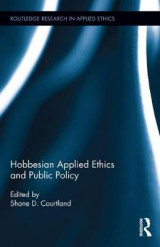 Omslag - Hobbesian Applied Ethics and Public Policy