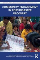 Omslag - Community Engagement in Post-Disaster Recovery