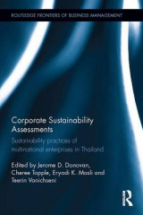 Omslag - Corporate Sustainability Assessments
