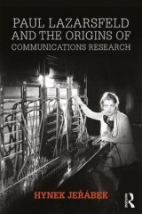 Omslag - Paul Lazarsfeld and the Origins of Communications Research